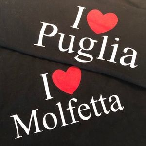 I Love Italy T-Shirt Bundle Size Small